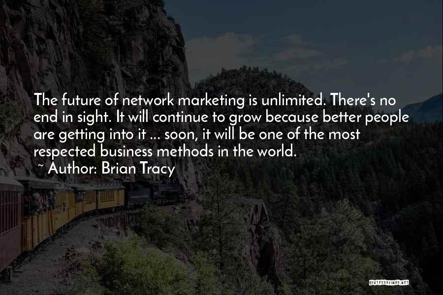 No End In Sight Quotes By Brian Tracy