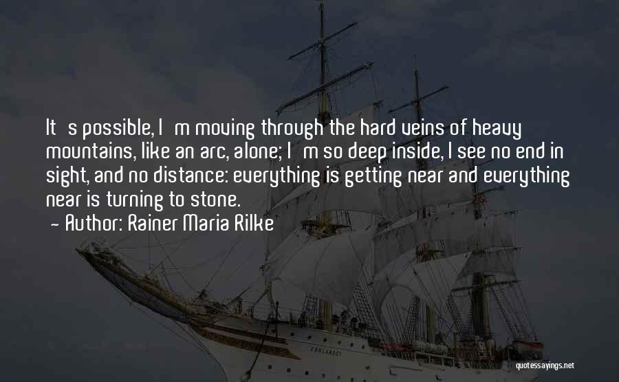 No End In Sight Quotes By Rainer Maria Rilke