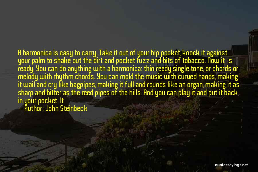 No Eyebrows Quotes By John Steinbeck