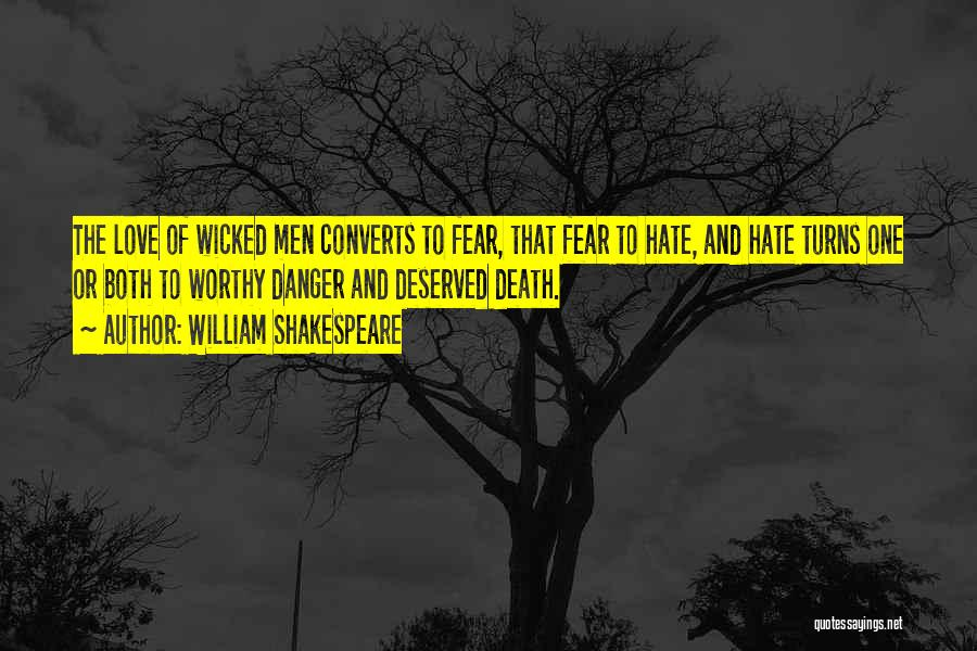 No Fear Shakespeare Love Quotes By William Shakespeare