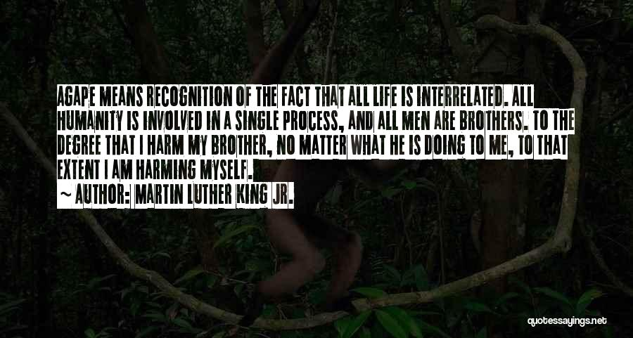 No Humanity Quotes By Martin Luther King Jr.