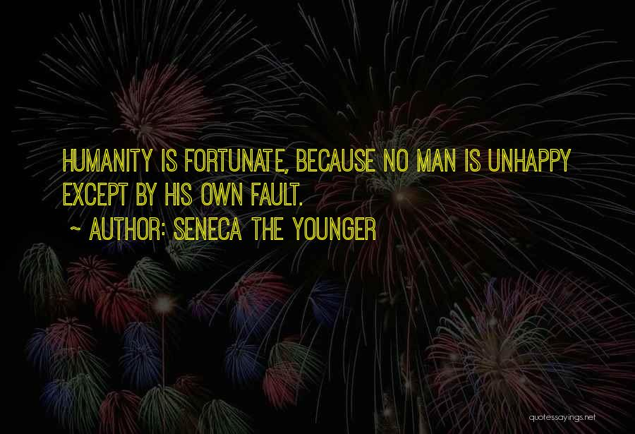 No Humanity Quotes By Seneca The Younger