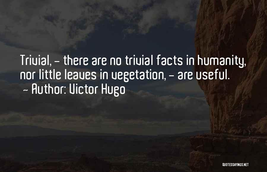 No Humanity Quotes By Victor Hugo