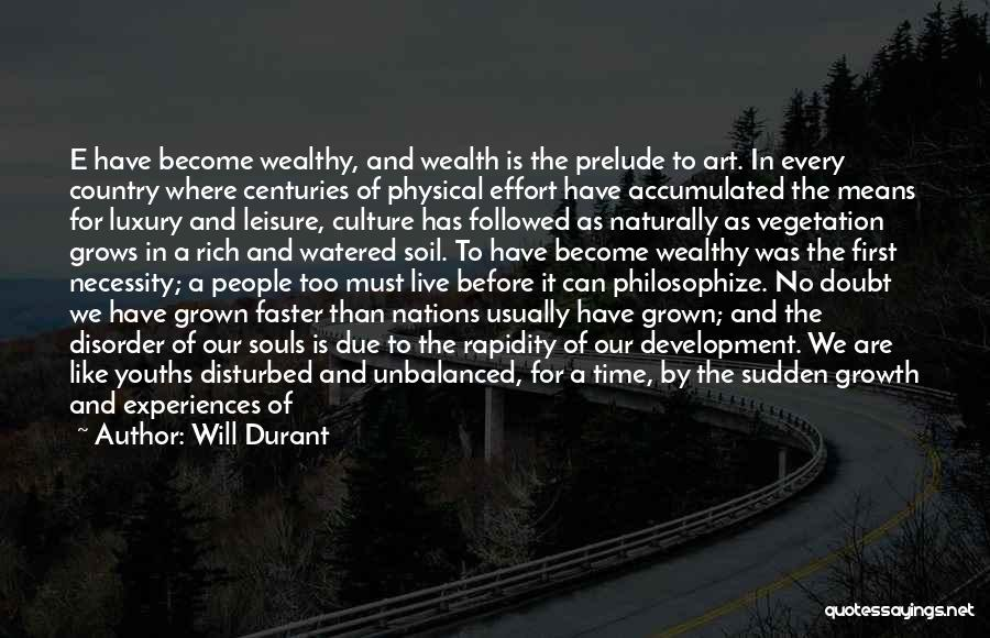 No Humanity Quotes By Will Durant