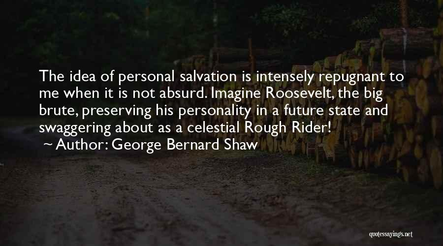 No Idea About Future Quotes By George Bernard Shaw