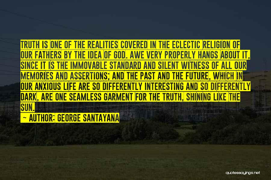 No Idea About Future Quotes By George Santayana