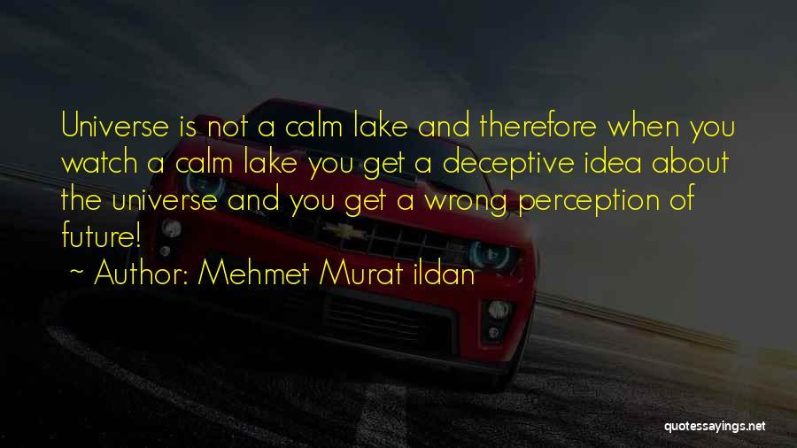 No Idea About Future Quotes By Mehmet Murat Ildan