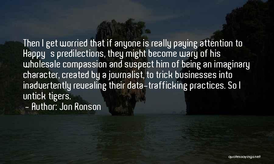 No Junk Mail Quotes By Jon Ronson