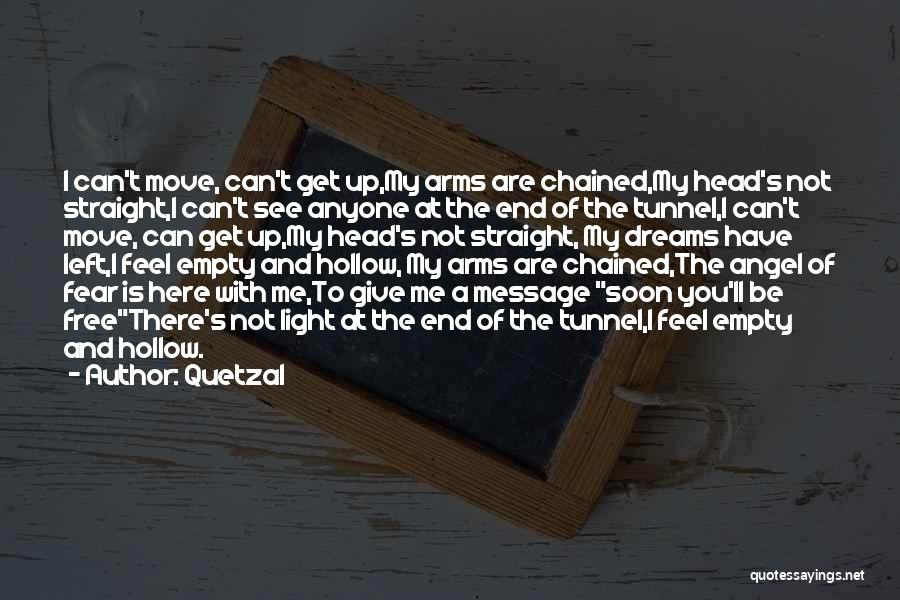 No Light At The End Of The Tunnel Quotes By Quetzal