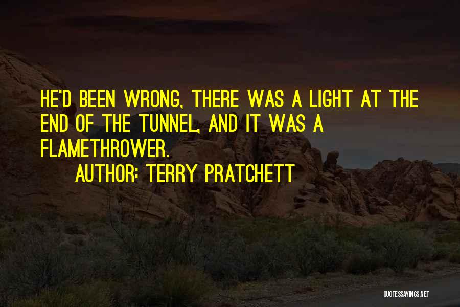 Top 82 Quotes Sayings About No Light At The End Of The Tunnel