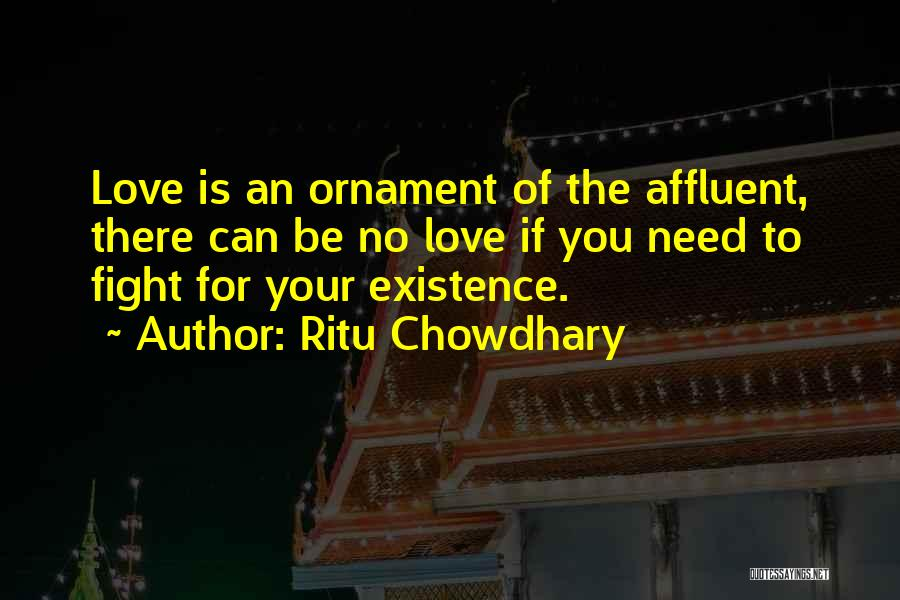 No Need Of You Quotes By Ritu Chowdhary