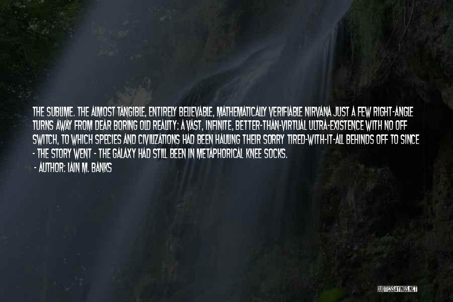 No Off Switch Quotes By Iain M. Banks