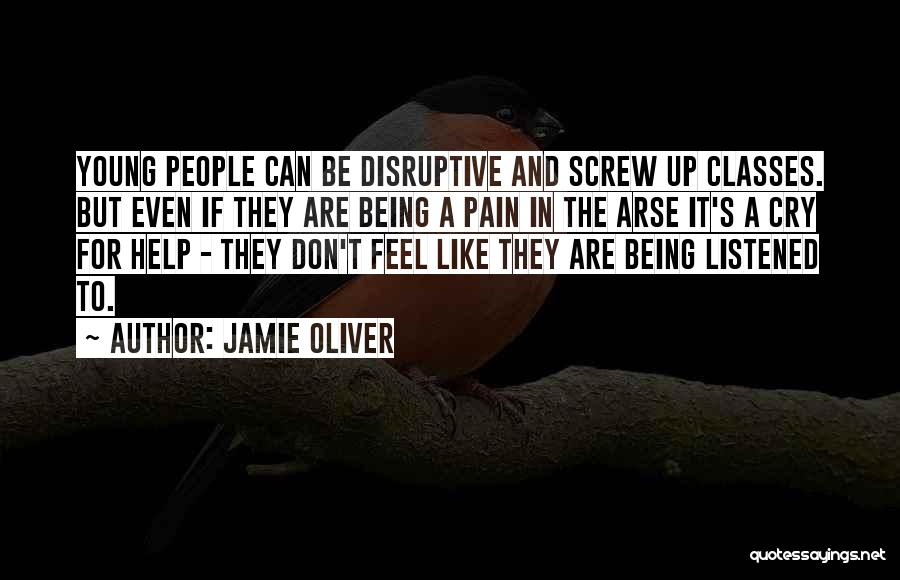 No One Can Help You But Yourself Quotes By Jamie Oliver