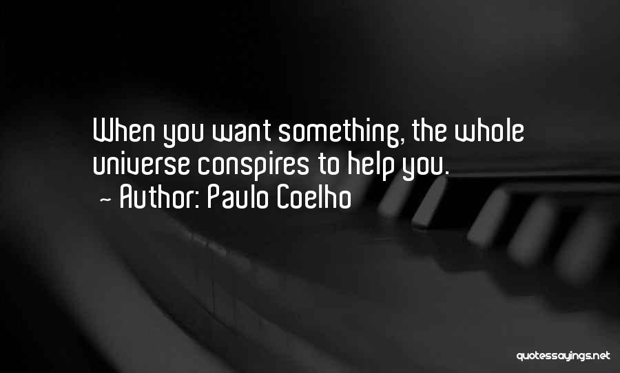 No One Can Help You But Yourself Quotes By Paulo Coelho