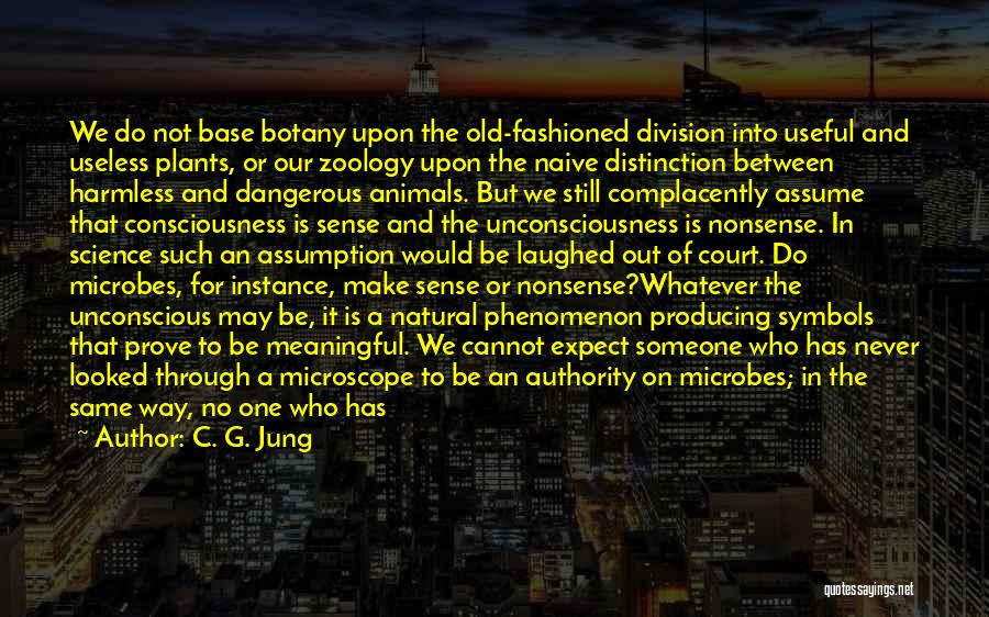 No One Can Judge Quotes By C. G. Jung