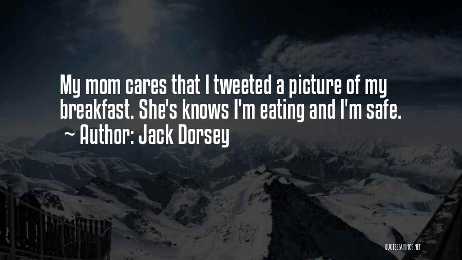 No One Cares Picture Quotes By Jack Dorsey