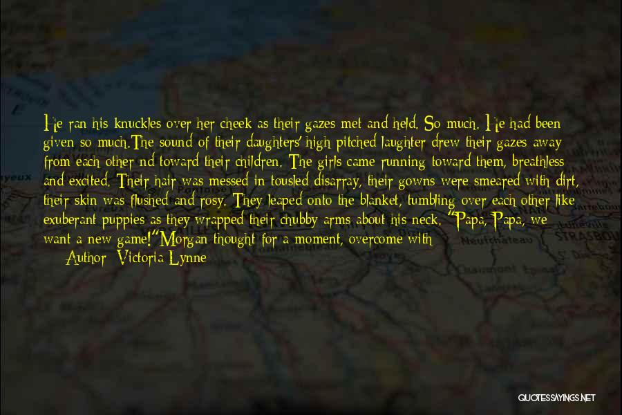 No Pain No Glory Quotes By Victoria Lynne