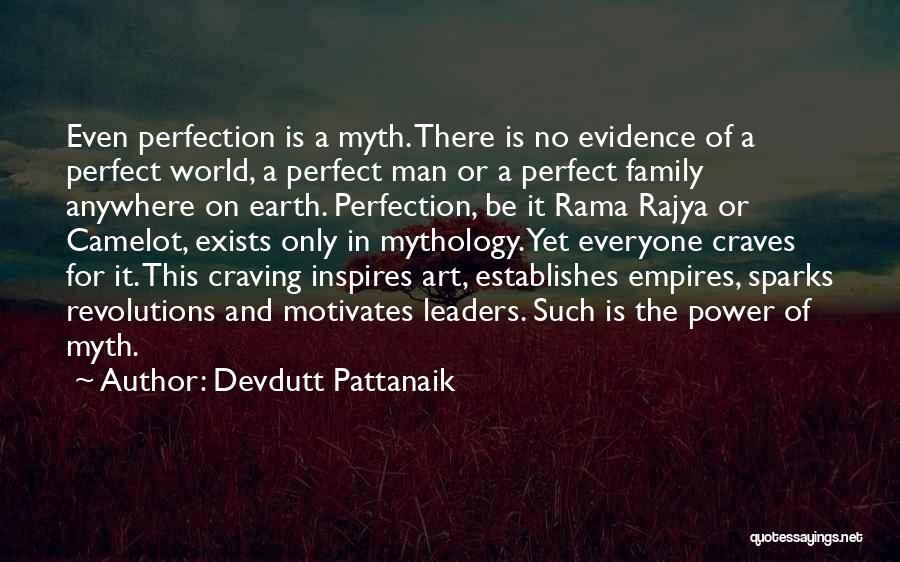 No Perfect Man Quotes By Devdutt Pattanaik