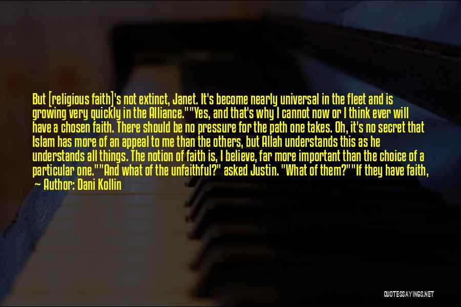 No Rancor Quotes By Dani Kollin
