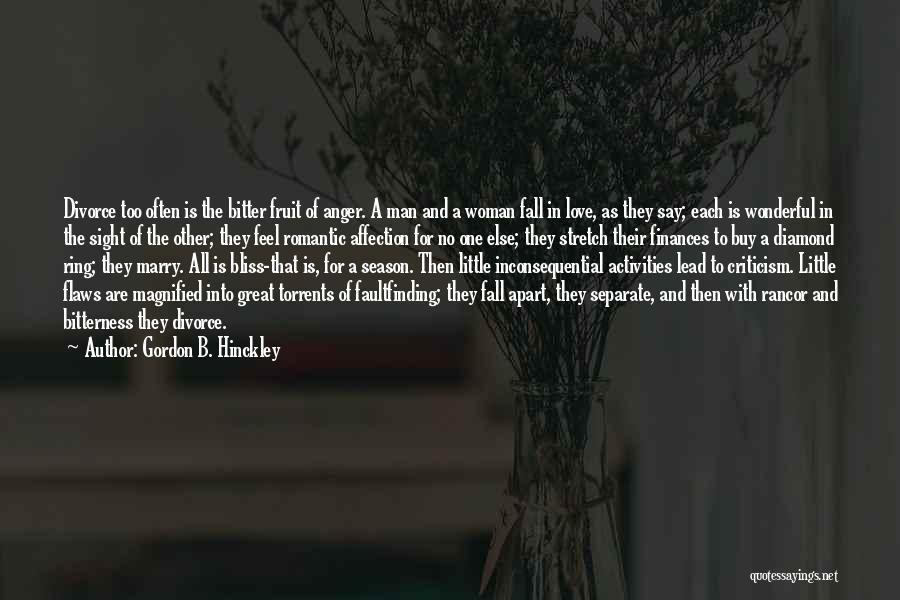 No Rancor Quotes By Gordon B. Hinckley