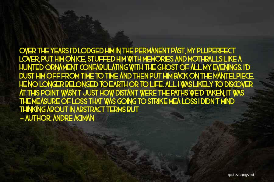 No Regret In Life Quotes By Andre Aciman