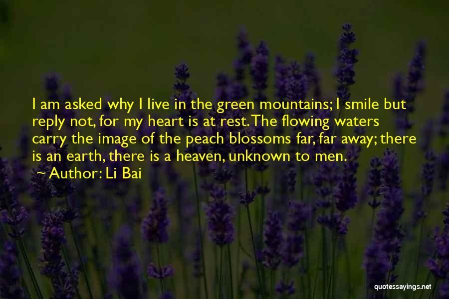 No Reply At All Quotes By Li Bai