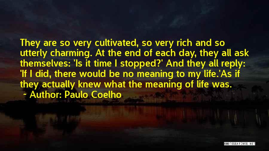 No Reply At All Quotes By Paulo Coelho