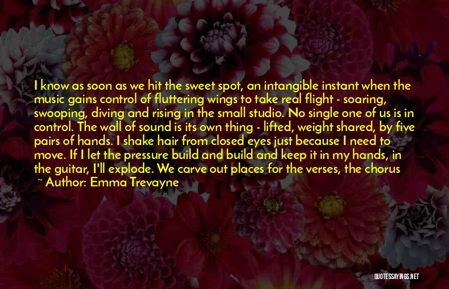 No Scope Quotes By Emma Trevayne