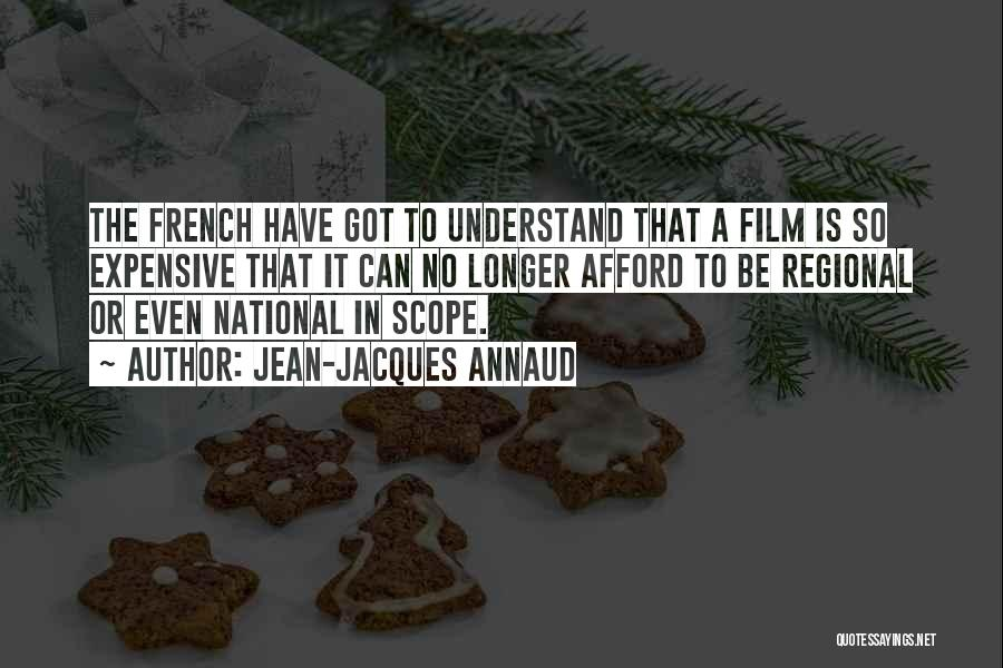 No Scope Quotes By Jean-Jacques Annaud