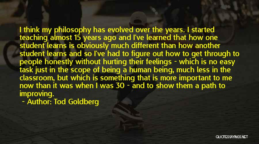 No Scope Quotes By Tod Goldberg