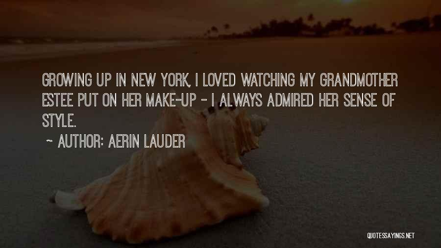 No Sense Of Style Quotes By Aerin Lauder