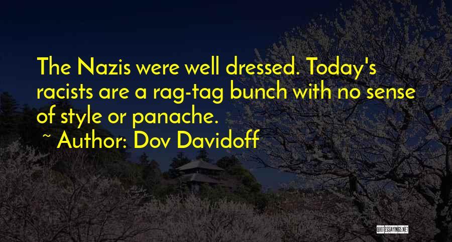 No Sense Of Style Quotes By Dov Davidoff