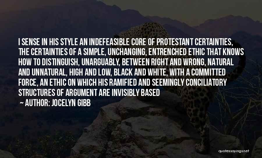 No Sense Of Style Quotes By Jocelyn Gibb
