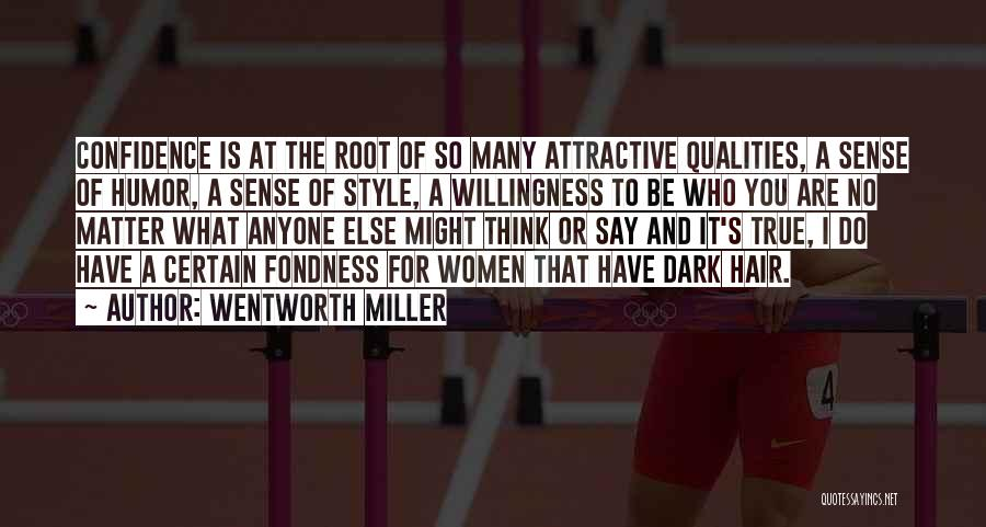 No Sense Of Style Quotes By Wentworth Miller