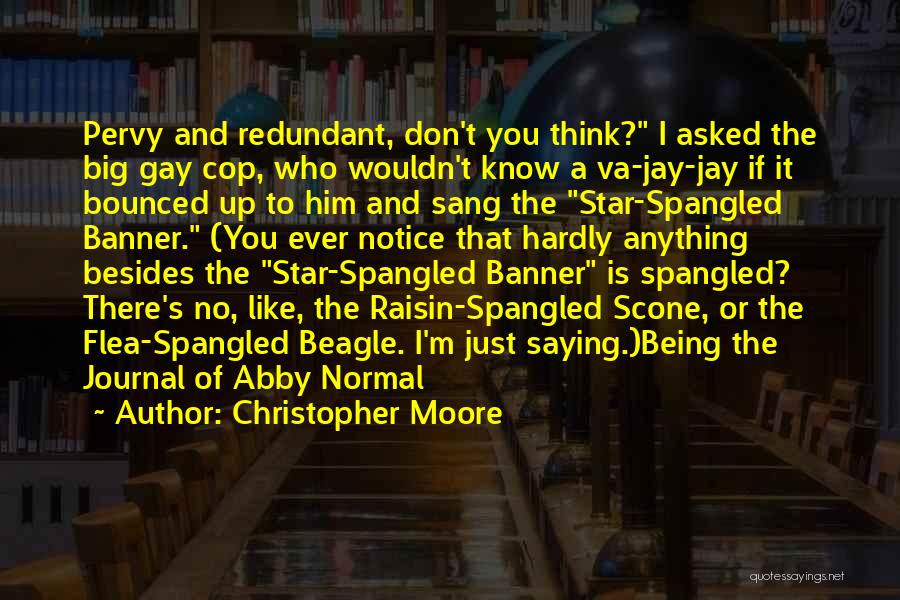 No Such Thing As Normal Quotes By Christopher Moore