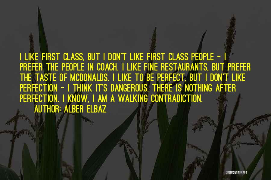 No Such Thing As Perfection Quotes By Alber Elbaz