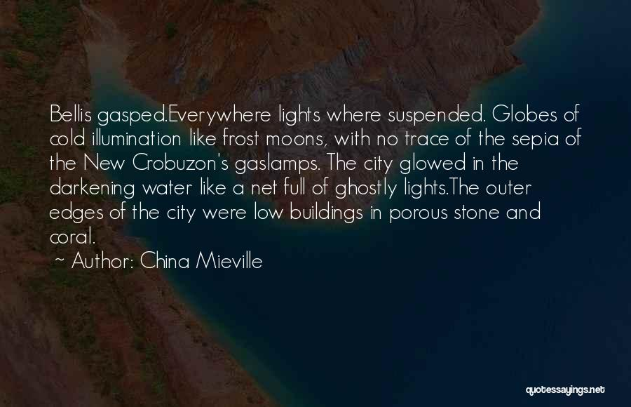No Trace Quotes By China Mieville