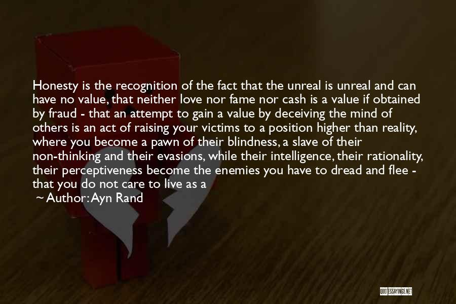 No Value Love Quotes By Ayn Rand