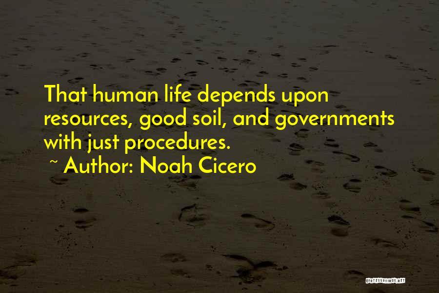 Noah Cicero Quotes 1172064