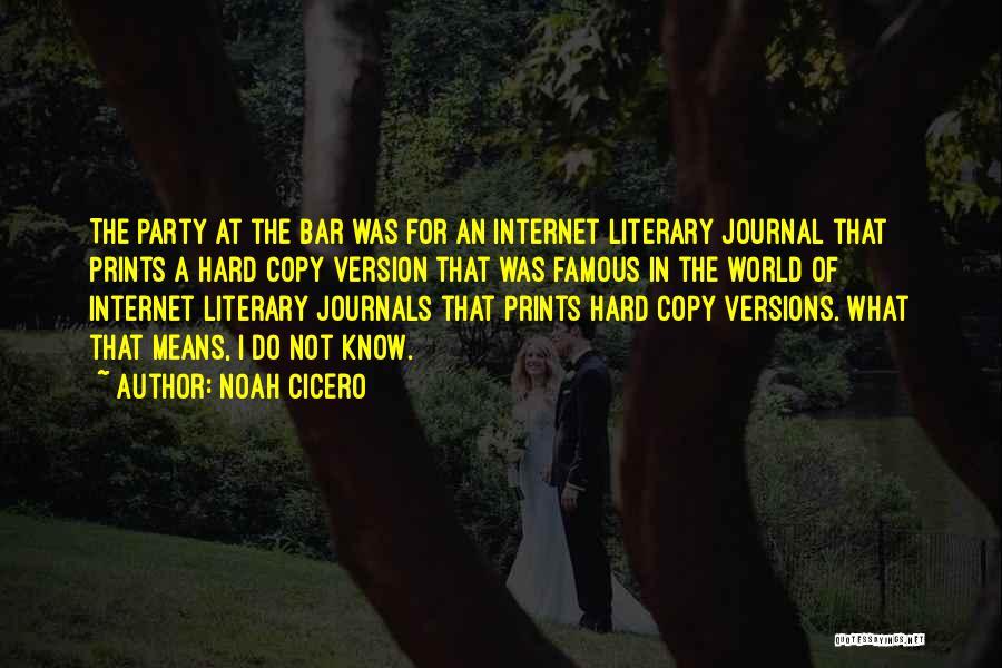Noah Cicero Quotes 868788