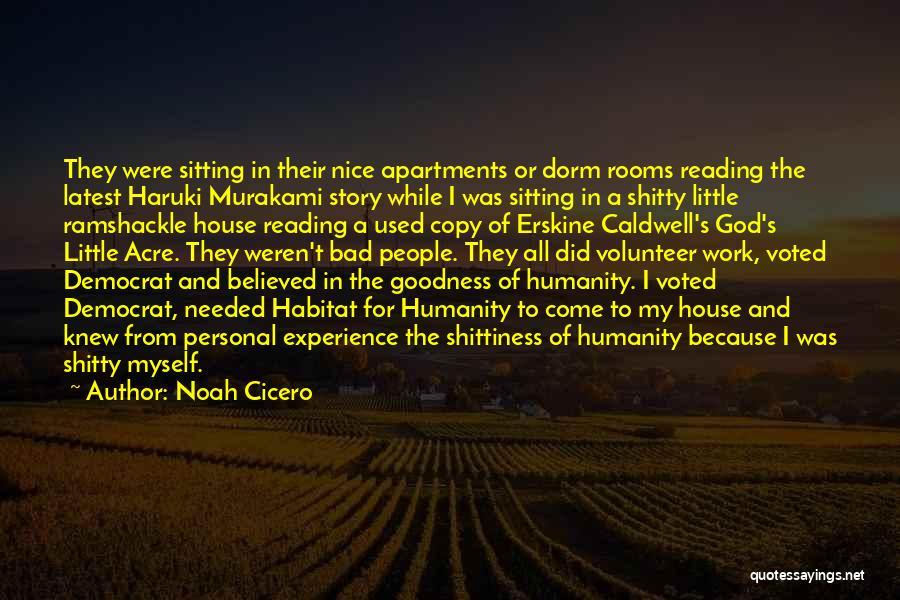 Noah Cicero Quotes 920754
