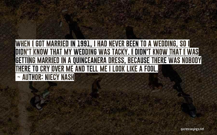Nobody Got Me Like I Got Me Quotes By Niecy Nash