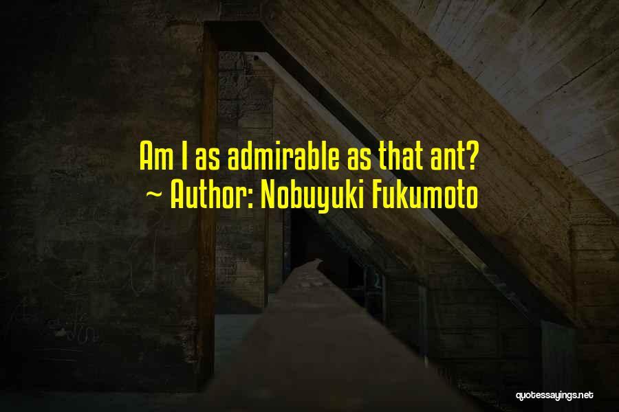 Nobuyuki Fukumoto Quotes 1827878