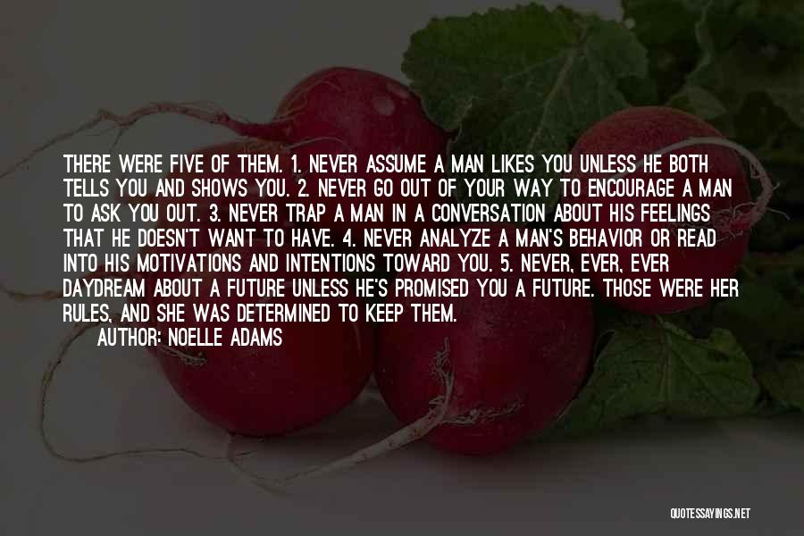 Noelle Adams Quotes 1005712