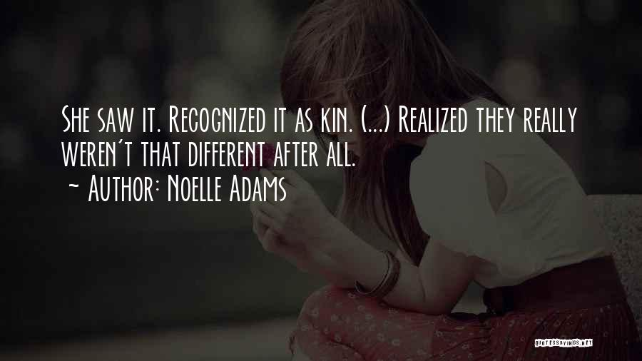 Noelle Adams Quotes 1547752
