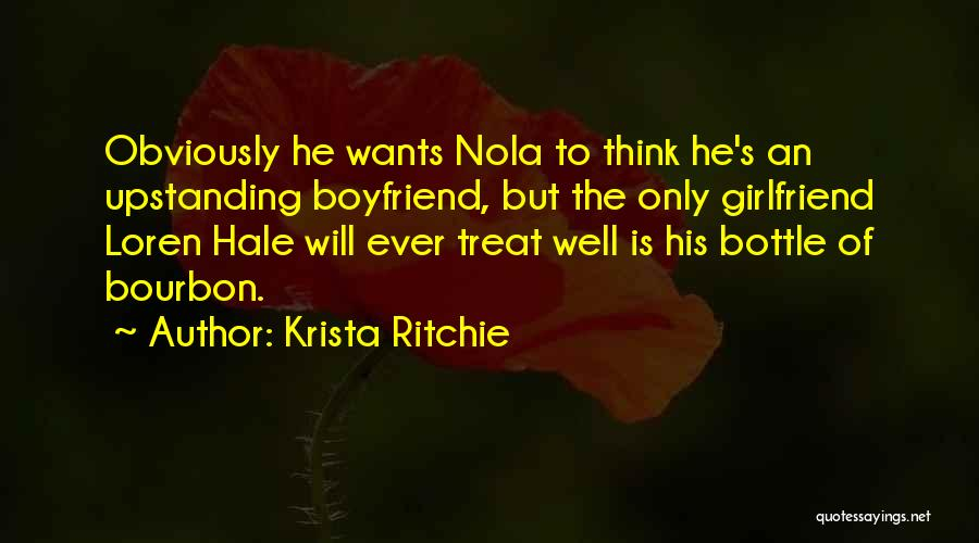 Nola Quotes By Krista Ritchie