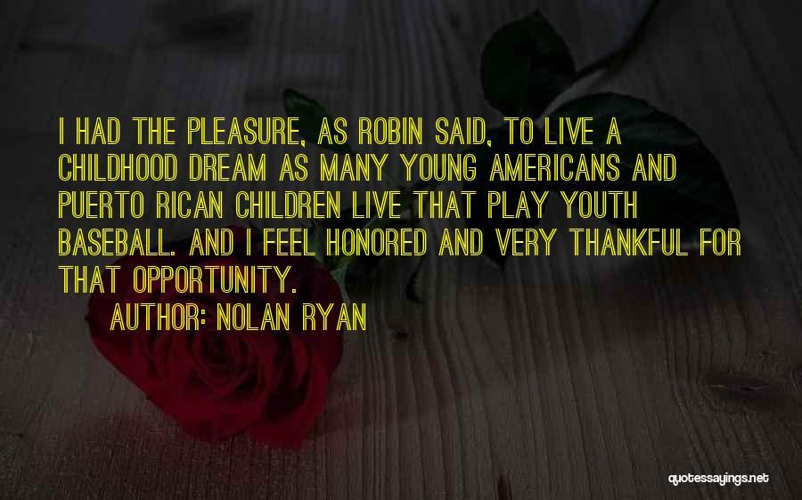 Nolan Ryan Quotes 454142