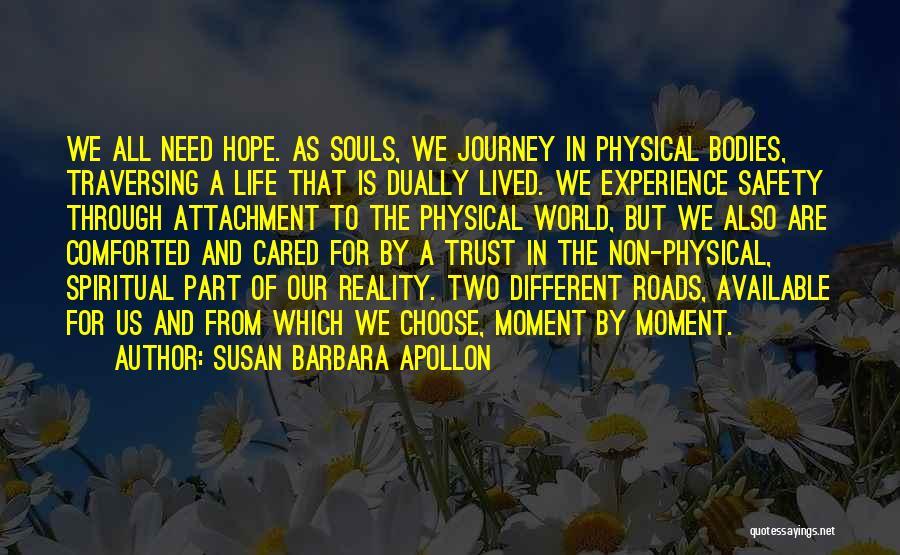 Non Attachment Quotes By Susan Barbara Apollon