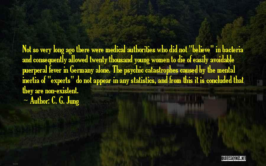 Non Existent Quotes By C. G. Jung