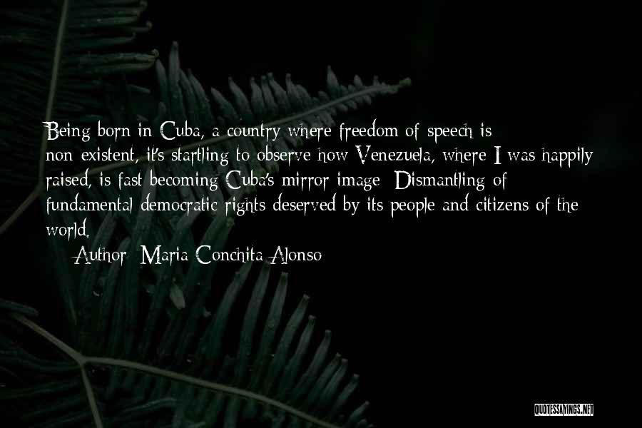 Non Existent Quotes By Maria Conchita Alonso